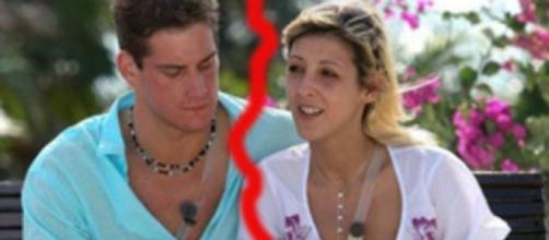 Thomas était en couple avec Martha dans L'île de la Tentation