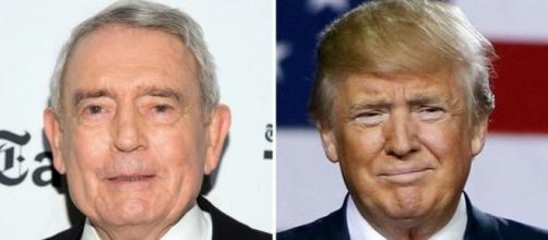 "Trump Tapes: Dan Rather Pens Post on ""Toxic"" Trump, Concerns Over ... - hollywoodreporter.com"