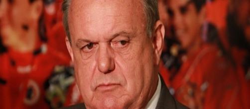 Vitório Pffero, ex-presidente do Internacional