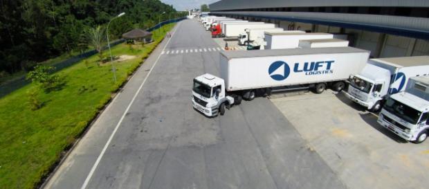 A Luft Logistics é uma das líderes em operações logísticas no Brasil e América Latina