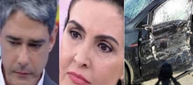 Acidente com sobrinho de Bonner mexe com o Brasil - Google