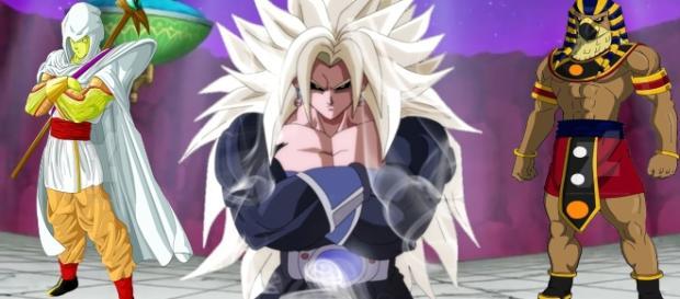 Ahora Vegeta logro pasar a la fase Saiyajin 3