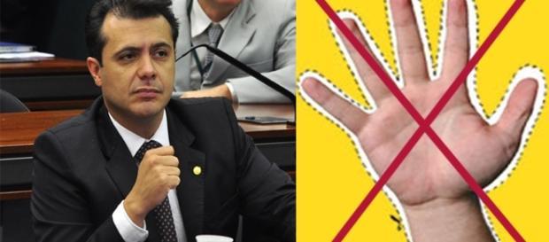 Deputado Marcelo Aguiar quer acabar com a masturbação influenciada pela Internet