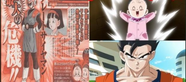 Dragon Ball Super. episodio 74: el regreso de Gohan místico