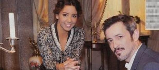 Emilia e Alfonso si amano anche nella realtà?
