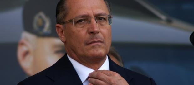 Geraldo Alckmin, Governador do Estado de São Paulo