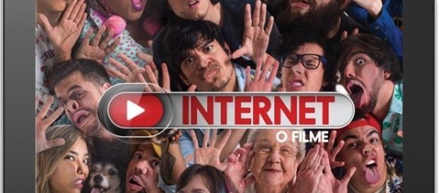 Imagem oficial de Internet - O filme
