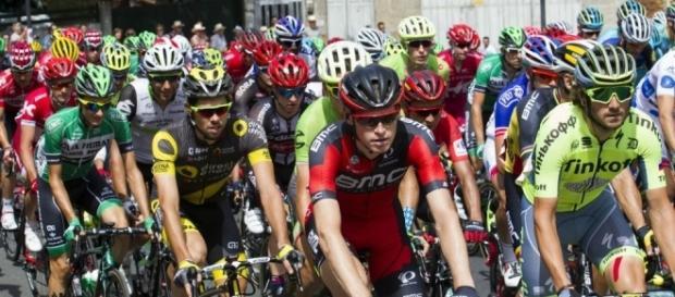 Nuevos patrocinadores de la vuelta ciclista a España