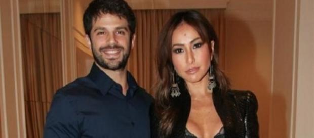 Sabrina Sato e seu namorado Duda Nagle