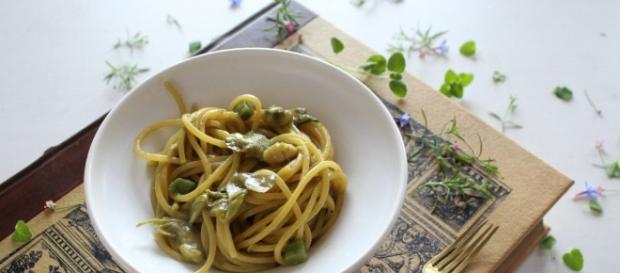 Spaghetti ai carciofi, gustosi e delicati al palato