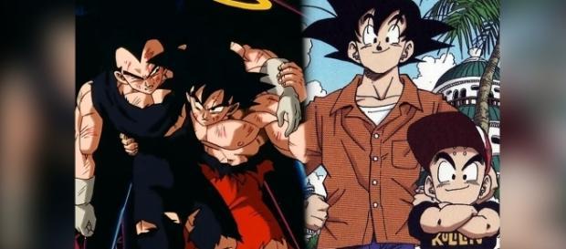 ¿Vegeta o Krilin? ¿Quien es el mejor amigo de Goku?.