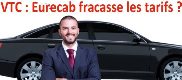 Venu récemment sur le marché des voitures avec chauffeur, Eurecab nourrit de grandes ambitions