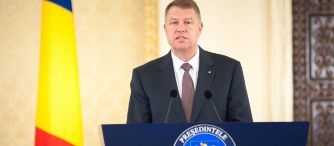 VIDEO: Klaus Ioannis începe atacul la guvernul PSD. Ce le-a transmis noilor miniștri