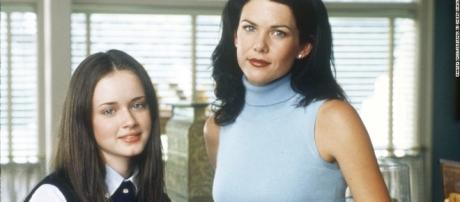 Alexis Bledel, left, is going from Rory to a concubine - cnn.com photo