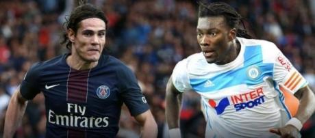 Tous les deux en quête de renforts offensifs, Paris et Marseille ont décidé de se battre pour le même buteur cet hiver. (Crédit image - Le Parisien)