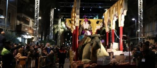 Los Reyes Magos ya están en España