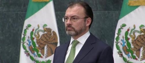 Luis Videgaray es nombrado nuevo secretario de Relaciones Exteriores - com.mx
