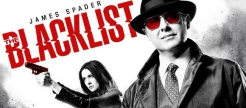 The Blacklist tv show logo image via Flickr.com