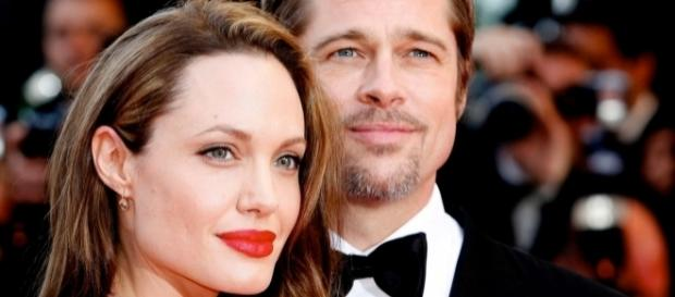 Angeline fires again at Brad Pitt - Photo:People.com
