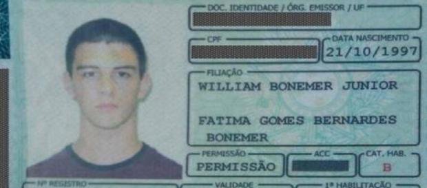 Carteira de habilitação de filho de Bonner estava vencida - Google