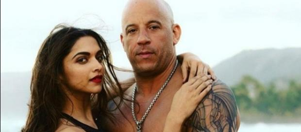 Deepika Padukone Helps Vin Diesel Send Love to India in Hindi - news18.com