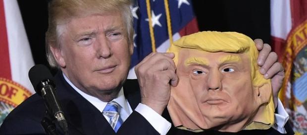 Donald Trump zwischen Hammer und Amboss? - wordpress.com