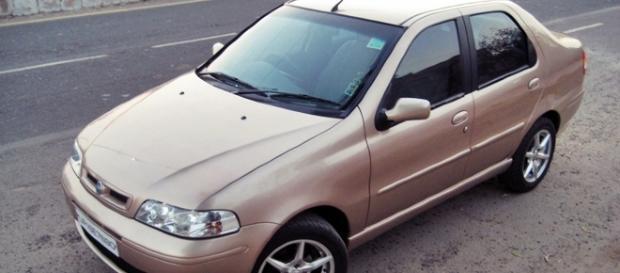 """Fiat Siena 1.0 2001 é um dos considerados """"bons e baratos"""""""