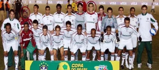 Fluminense campeão da Copa do Brasil 2007: dez anos depois, Tricolor busca segundo título (Foto: Divulgação FFC)