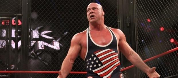 Kurt Angle could be one of many surprise entrants this year. - WWE