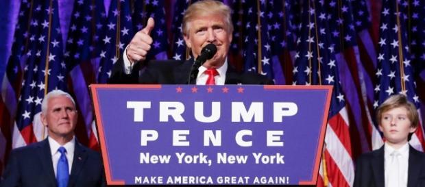 Les réactions des enfants à l'élection de Donald Trump - 1jour1actu.com