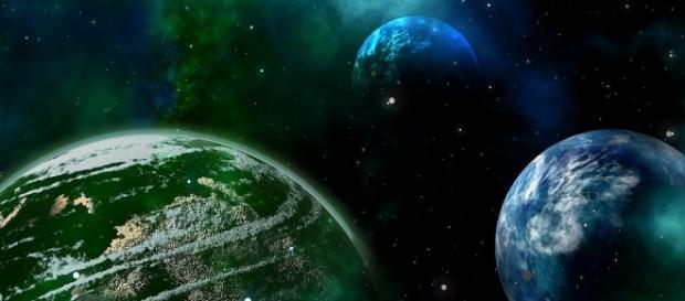 Localizzato un impulso proveniente da una galassia a 3 miliardi di anni luce da noi.