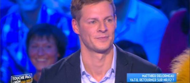 Matthieu Delormeau bientôt de retour sur NRJ12 ? Il répond dans TPMP !
