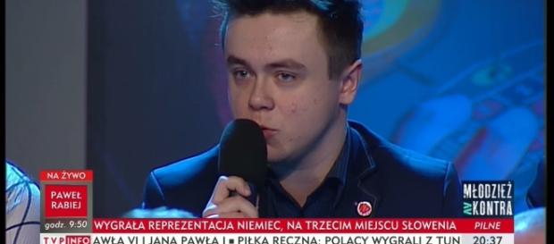 Michał Barnaś złapał senatora Jana Rulewskiego na kłamstwie