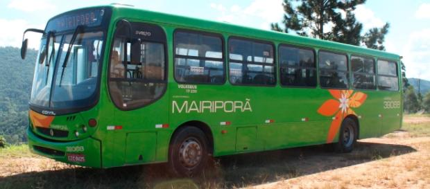 Ônibus circular de Mairiporã (SP)