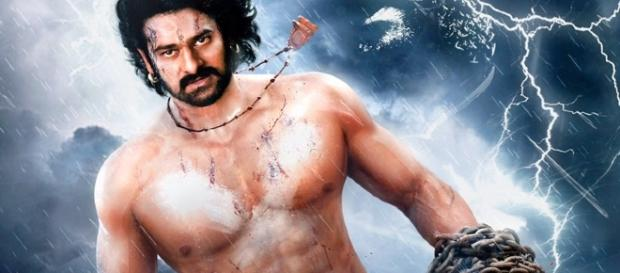 Prabhas from 'Bahubali 2' (Image source: PR Handout)