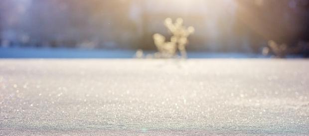Si prevede tanta neve sul Salento. Foto Jill111