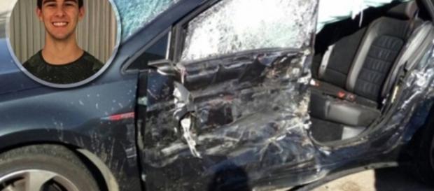 William Bonner nem apresentou o 'Jornal Nacional' para dar toda assistência ao filho que se envolveu em um acidente