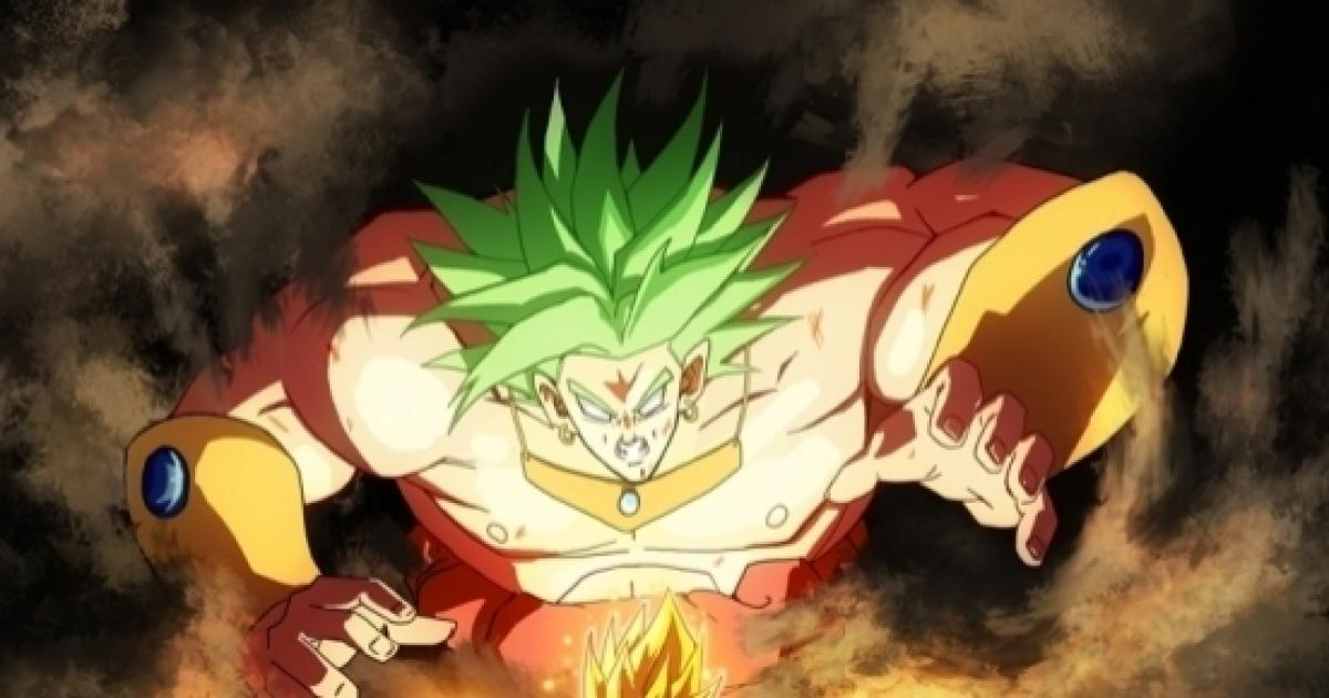 Dragon Ball Super The Return Of Broly A Little Closer
