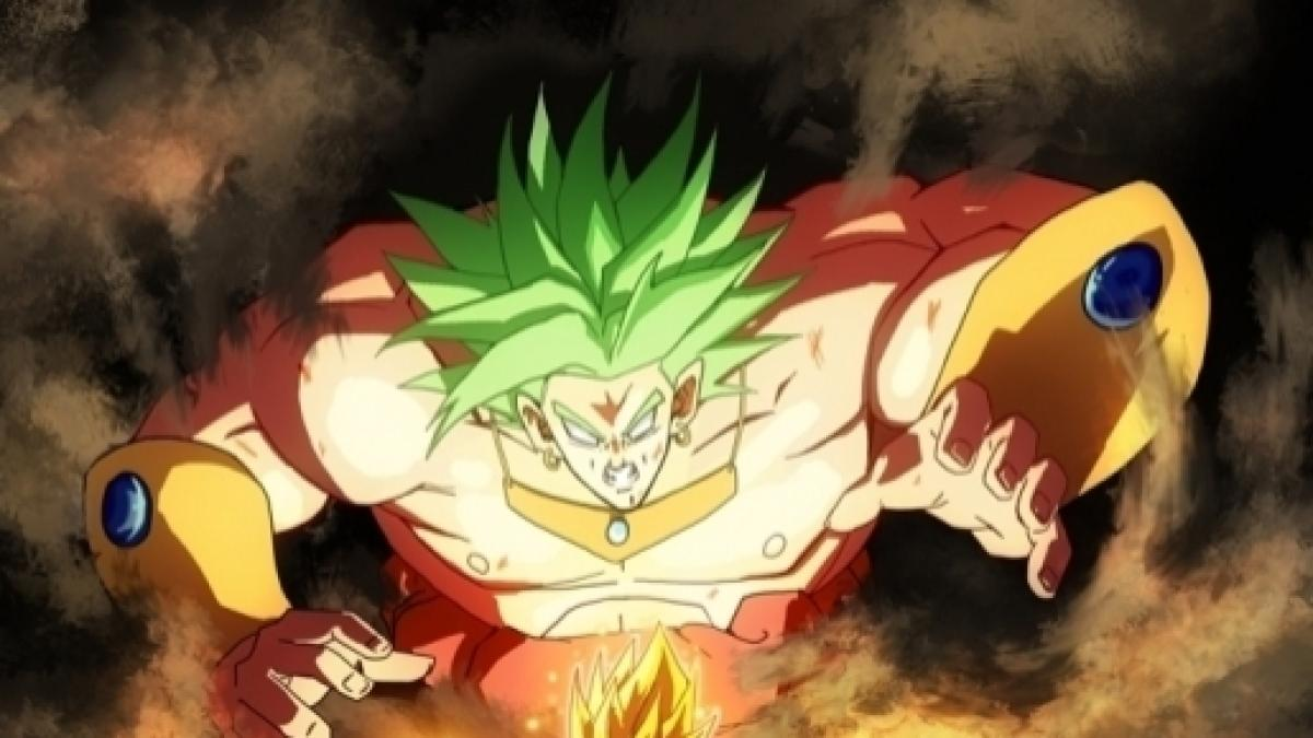 Dragon Ball Super The Return Of Broly A Little Closer