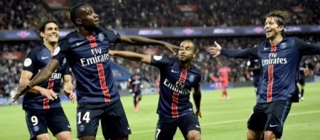 L1, 2e journée: le PSG en tête grâce à sa victoire tranquille sur ... - eurosport.fr