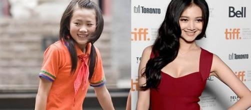 Antes e depois dos atores de Karatê Kid