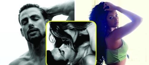 Camila Silva diz que Cauã Reymond usou tapa-sexo em 'Dois Irmãos'