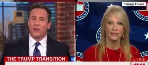 CNN segment on Donald Trump, via YouTube
