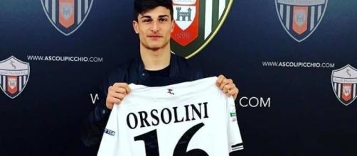 Dai primi goal nelle giovanili all'esordio in B: la favola di Orsolini.