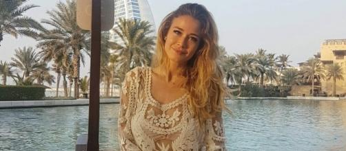 Diletta Leotta sensuale e bellissima in posa per i fan