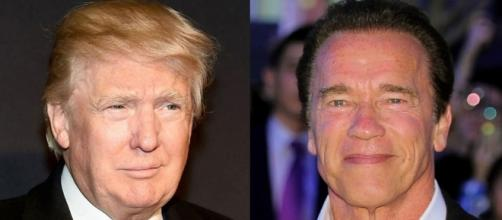 Donald Trump's Reaction to Arnold Schwarzenegger's New Celebrity ... - eonline.com