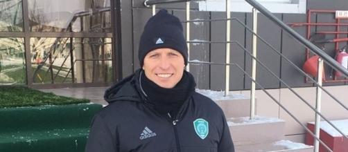 Fabrizio Cammarata, nuovo allenatore del Terek Grozny Under 17