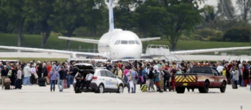 Fort Lauderdale Airport Shooting Leaves At Least 5 People Dead. Photo: Blasting News Library - npr.org