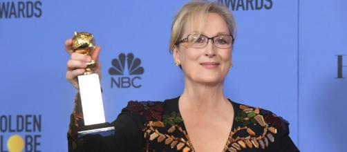 Meryl Streep tears into Trump in Golden Globes speech - brecorder.com