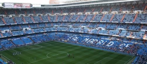 O Real Madrid regressa à Liga Espanhola no Santiago Bernabéu